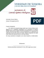 Carta Marcos