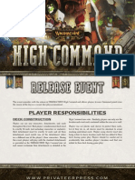 High Command Release