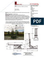 D-25 Spec Sheet