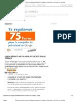 INNOVACIÓN ELECTRÓNICA_ PROBLEMAS RESUELTOS SOBRE CONTADORES , FLIP-FLOP (J-K)_ PARTE 2ª