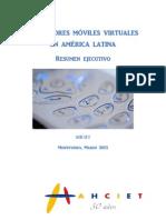 Resumen Ejecutivo OMV