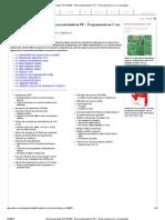 Microcontrolador PIC16F887