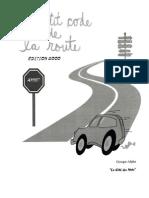 Le p'Tit Code de La Route 2000
