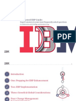 Ibm 1310 Integrated Erp Guide