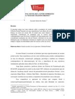O JORNAL ESCOLAR E A LIVRE EXPRESSÃO NA VISÃO DE CÉLESTIN FREINET