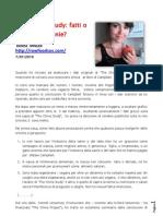 Denise Minger - The China Study - Fatti o Fandonie