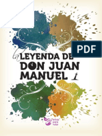 Leyenda de Don Juan Manuel
