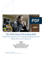 Wall Street Wrecking Ball