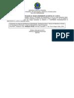 EDITAL DE RETIFICAÇÃO  136-2013 REFERENTE AO EDITAL 114-2013