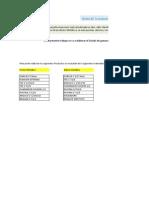 Empresa Estructuras Metálicas