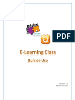 Guía Elearning Class