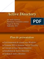 Active Directory13!09!2011