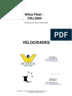 Speeds CRJ-200 Es