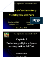 Evolucion Geologica Peru