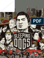 Sleeping Dog PC User Manual