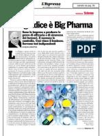 L'Espresso - Garattini - Se Il Giudice Big Pharma
