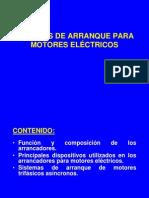 Sistemas de arranque de motores eléctricos 19-08-09
