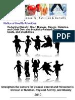 Cdc Briefing Book Fy10