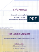 Types of Sentences2_2