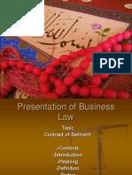 B.law Presentation
