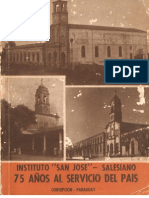 JUAN SAMANIEGO - instituto san jose 75 años
