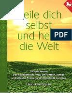 Ulrich Dupree - Heile Dich Selbst, Heile Die Welt