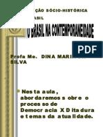 o brasil na contemporaneidade