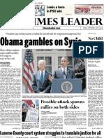 Times Leader 09-01-2013