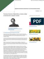 Francisco Guerrero_ Matemática y música unidas al servicio de la creación musical – Clasica Mexico