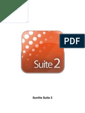 Sunlite suite drivers 64 bit