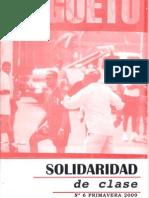 Solidaridad de Clase nº 6