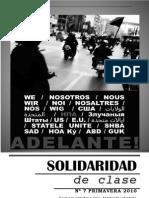 Solidaridad de Clase nº 7