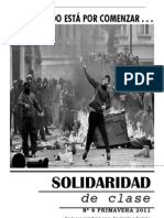 Solidaridad de Clase nº 8