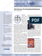 Risk Factor for Perio