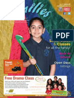 Families NW London Magazine Issue 88 Sept 2013