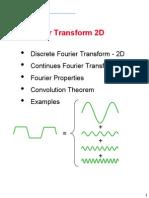 Fourier Transform 2D