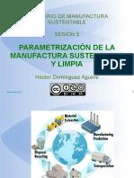 Sesion 5 Metrica Manufactura Limpia