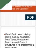 Visual Basic 6 (VB6) Data Types