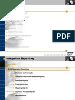 SAP XI  Integration Repository