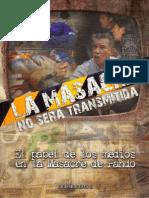 Bautista Rafael-La Masacre No Sera Transmitida
