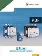M-Line Range Catalogue - MNX (3P), MCX (4P), MX, MX0 Control,
