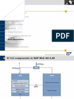 Server Administration in SAP XI 3.0