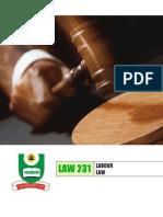 INDUSTRIAL LAW IN NIGERIA