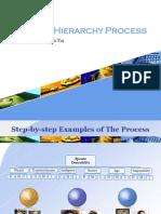 Kuliah 9 - Analytic Hierarchy Process 2