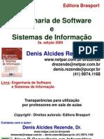Livro_Denis Alcides Rezende_3 Ed_Eng Software e Sistemas Informacao