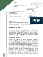 AUTO SUSPENSIÓN CONVOCATORIA ELECCIONES DE LA OSMTJ POR IRREGULARIDADES PROCESALES.