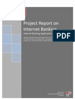Project Report on Internet_Banking