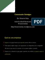 Primera Clase Comunicacion Estrategica y Economia
