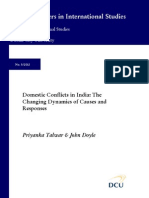Domestic Conflicts in India.pdf