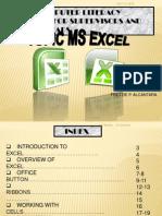 MS Excel Fretzie
